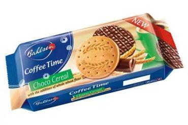 Печенье Bahlsen Coffee Time Cereal 143 гр.