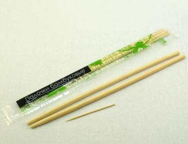 Палочки бамбуковые (для суши) 24см*100шт