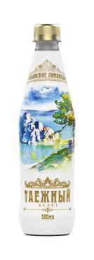 Газированный напиток Ильинские Лимонады Таежный берег