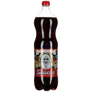 Газированный напиток Черноголовка Байкал Кола вкус земляники
