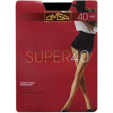 Колготки OMSA Super 40 den nero 4L