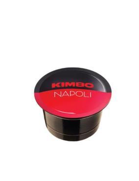 Кофе молотый в капсулах Кimbo Blue Napoli 96 кап.