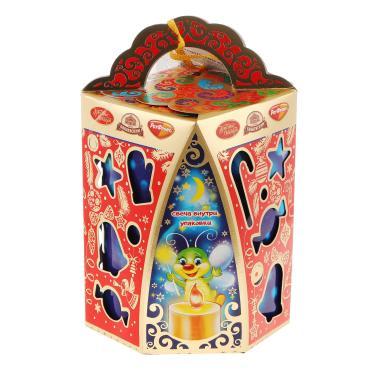 Новогодний сладкий подарок Светлячок,  Рот Фронт, 350 гр., подарочная упаковка
