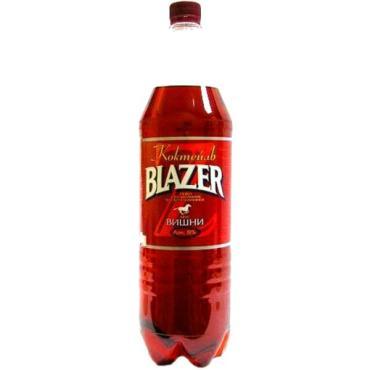 Коктейль Blazer со вкусом вишни пастеризованный 6,7%