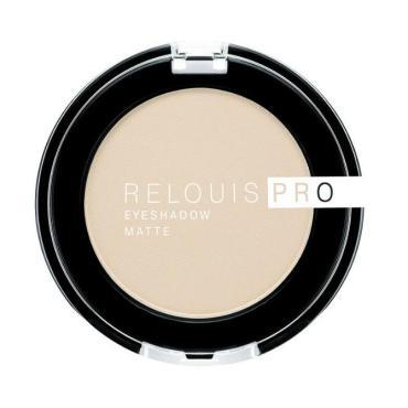 Тени для век Relouis Pro Eyeshadow Matte 11 ivory
