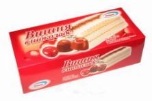 Торт-мороженое вишня в шоколаде слоеное Пензахолод, 500 гр., Картонная коробка