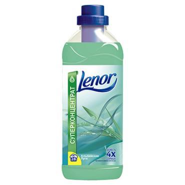 Кондиционер для белья Lenor Альпийские луга концетрат