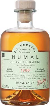Спиртной напиток 40 % Moe Distillery Kurberg HOPS Organic, Эстония, 500 мл., стекло