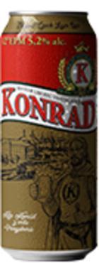 Пиво Svetly Lezak Konrad , 500 мл., жестяная банка