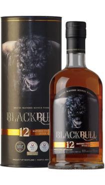 Виски Блэк Булл 12 -летний  / Black Bull 12 Years Old, 12 лет, Шотландия