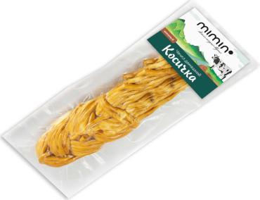 Сыр Mimin Косичка Чечил домашний копченый 40%, 70 гр.