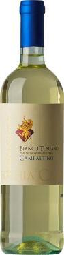 Вино Бьянко Тоскано Компалтино / Bianco Toscana Compaltino,  Треббьяно, Грекетто,  Белое Сухое, Италия