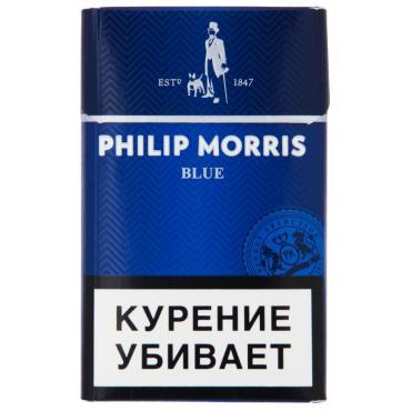 Сигареты Philip Morris с фильтром Blue
