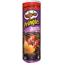 Чипсы Pringles картофельные пикантный перец чили