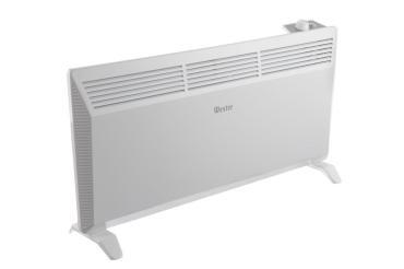 Конвектор электрический 2кВт, до 25м2, Х-образный нагреватель Wester EK-2000, 6 кг., картонная коробка