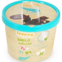 Мороженое пломбир Icecro шоколадный с горьким шоколадом 75 г