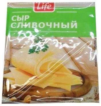 Сыр Fine Life Сливочный 50%