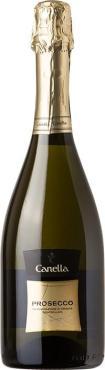 Игристое вино Просекко Спуманте Экстра Драй / Prosecco Spumante Extra Dry,  Глера,  Белое Полусухое, Италия