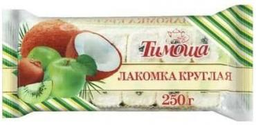 Рахат-лукум ТИМОША Лакомка круглая 250г