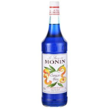 Сироп Monin Блю Кюрасао