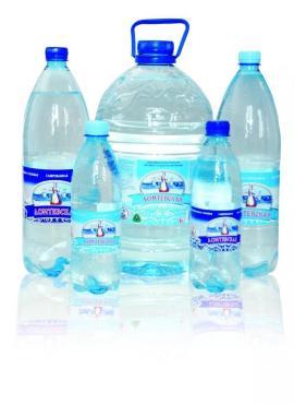 Вода минеральная природная питьевая столовая газированная Ломтевская, 1,5 л., ПЭТ