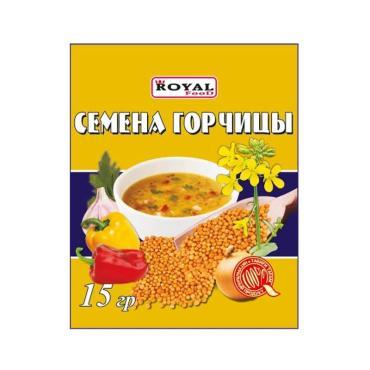 Семена горчицы Royal Food