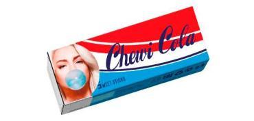 Жевательная резинка Lotte Chewi Cola