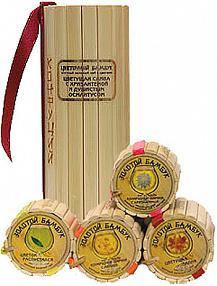 Чай зеленый Конфуций Цветочный бамбук