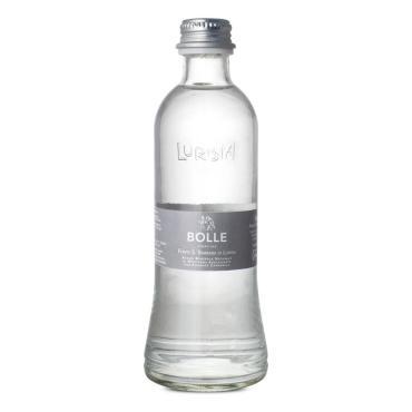Вода Lurisia минеральная газированная,330 мл.,стекло