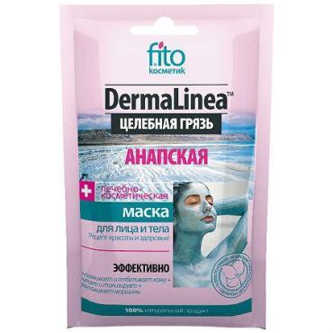 Маска для лица и тела Dermalinea Анапская