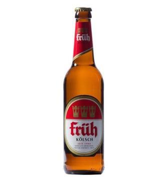 Пиво Fruh Kolsch светлое 4,8%