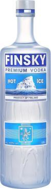 Водка Finsky Hot Ice, 1 л., стекло