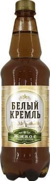 Пиво Белый Кремль Живое светлое нефильтрованное 4,5%