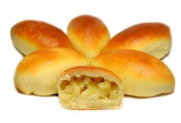 Пирожки Дедовский с Яблоком 2кг