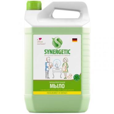 Мыло Synergetic луговые травы жидкое