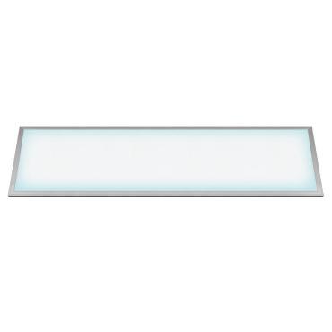 Светильник светодиодный потолочный универсальный, дневной свет (6500K), рассеиватель Призма, встроенный и/п, корпус белый, ULP-Q105 18120-45W/DW WHITE, Volpe, 1,25 кг.