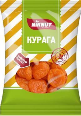 Курага Nik Nut, 180 гр., флоу-пак