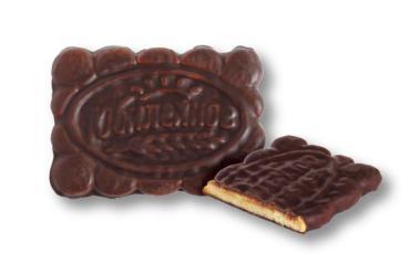 Печенье Юбилейное в шоколаде