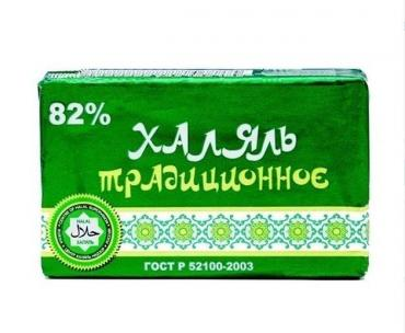 Спред Традиционный Халяль 82% 180гр
