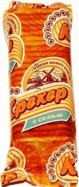 Крекер Кузнецкий крекер с солью 170гр 42шт