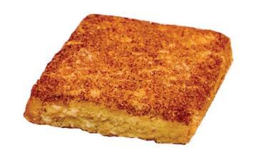 Печенье ромбики с корицей Русская печь