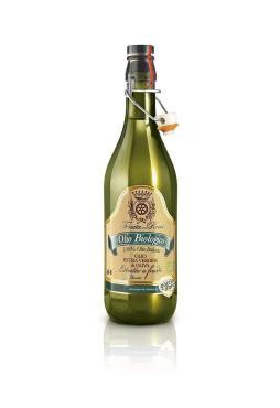 Масло оливковое EXTRA VIRGIN ORGANIC ITALIAN BOX, Goccio d'oro, 750 мл., ПЭТ, ПЭТ