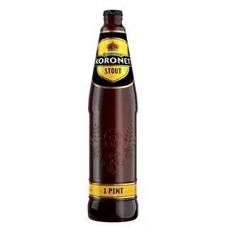 Пиво Koronet Stout Original темное