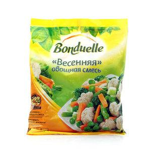 Полуфабрикат Bonduelle Смесь овощная весенняя