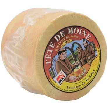 Сыр Real Swiss Cheese Tete De Moine 52%, Швейцария