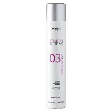 Лак-спрей для волос Dikson Finish Fixing Spray 03 сильной фиксации