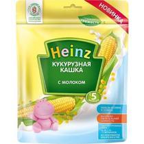Каша Heinz кукурузная с молоком