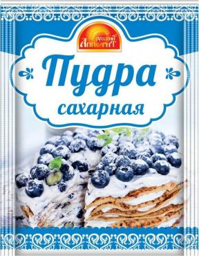 Сахарная пудра Русский аппетит