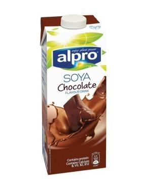 Напиток Alpro соевый шоколадный
