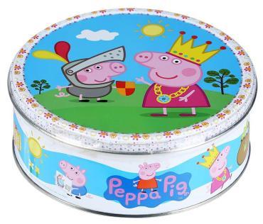 Печенье Сладкая Сказка сдобное Peppa Pig с шоколадом